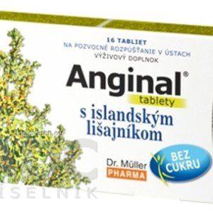DR. MULLER ANGINAL S ISLANDSKYM LISAJNIKOM