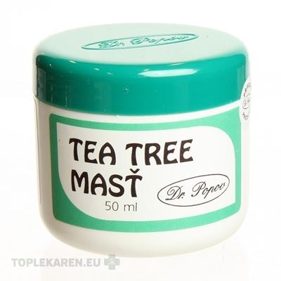 DR. POPOV MAST TEA TREE OIL