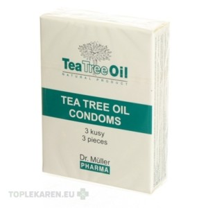 DR. MULLER TEA TREE OIL KONDOM