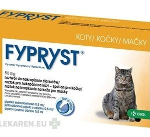 FYPRYST 50 MG MACKY