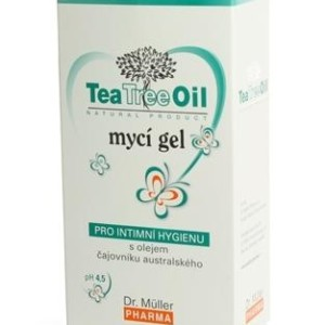 DR. MULLER TEA TREE OIL UMYVACI GEL