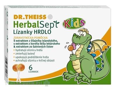 DR.THEISS HERBALSEPT KIDS HRDLO
