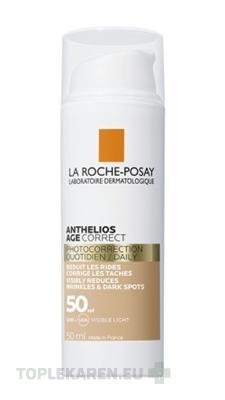 LA ROCHE-POSAY ANTHELIOS AGE CORRECT SPF50 LIGHT