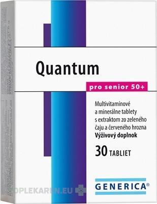 GENERICA QUANTUM PRO SENIOR 50+