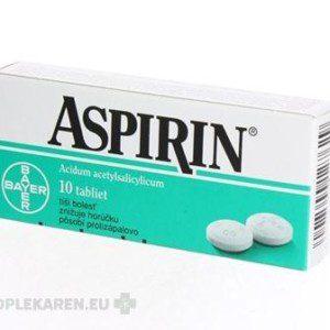 ASPIRIN 500 MG