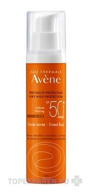 AVENE FLUIDE TEINTE SPF50+ (TRES HAUTE PROTECTION)