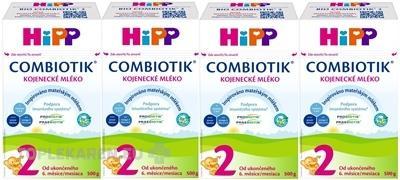 HIPP 2 BIO COMBIOTIK (4-BALENIE)