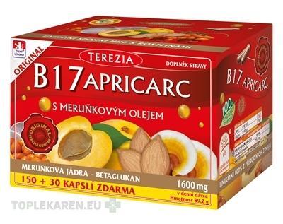TEREZIA B17 APRICARC S MARHULOVYM OLEJOM