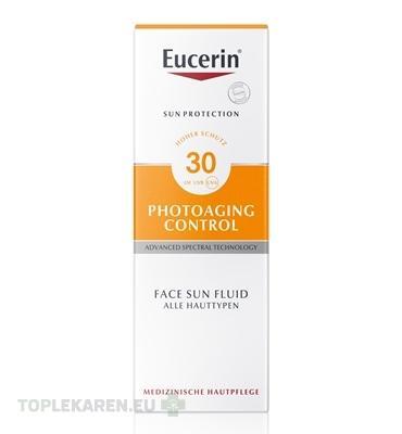 EUCERIN SUN PHOTOAGING CONTROL SPF 30 NA TVAR