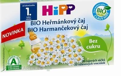 HIPP BIO HARMANCEKOVY CAJ