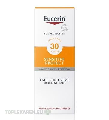 EUCERIN SUN SENSITIVE PROTECT SPF 30 KREM NA TVAR