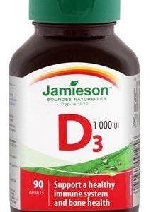 JAMIESON VITAMIN D3 1000 IU