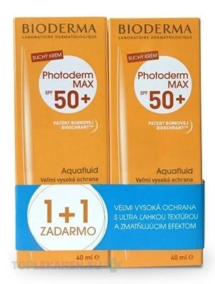 BIODERMA PHOTODERM BALIK MAX SPF50+ AQUAFLUID