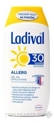 LADIVAL ALLERG SPF 30 GEL