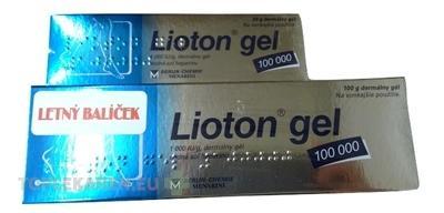LIOTON GEL - LETNY BALICEK