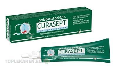 CURASEPT ASTRINGENT 350 0,5% PARODONTALNY GEL