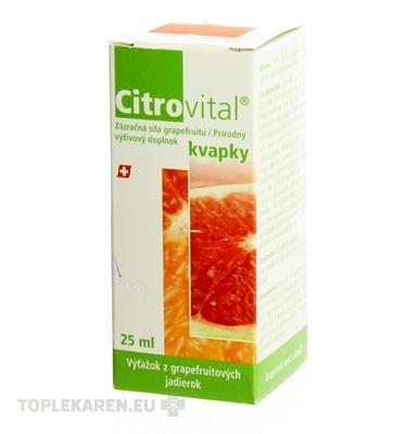 CITROVITAL KVAPKY