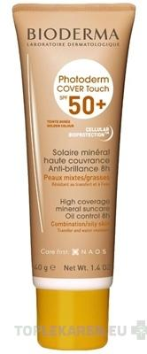 BIODERMA PHOTODERM COVER TOUCH SPF 50+ GOLDEN