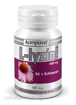 KOMPAVA L-LYZIN EXTRA 400 MG